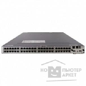 Коммутаторы, Маршрутизаторы Huawei S5700-52C-SI 48 Ethernet 10/ 100/ 1000 ports,with 1 interface slot,without power module
