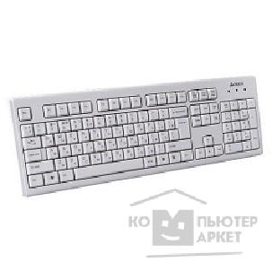 ���������� A-4Tech Keyboard A4Tech KM-720, USB, WHITE ������. ��-��