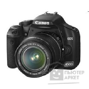 Цифровая фотокамера Canon EOS 450D value up kit EF-S 18-55 f/ 3.5-5.6 IS