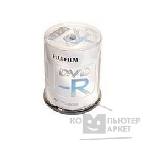 ���� Fuji 48273 ����� DVD-R film 4.7Gb, 16x, Cake Box 100��.