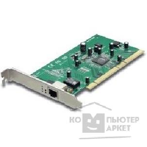 Сетевая карта TRENDnet TEG-PCITXM2, 10/ 100/ 1000Mbps 32/ 64 bit Copper Gigabit PCI Adapter