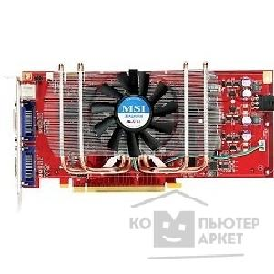 Видеокарта MicroStar MSI N9600GT Zilent 1G V127-200 1024Mb DDR, 2xDVI, TV-out, PCI-E RTL
