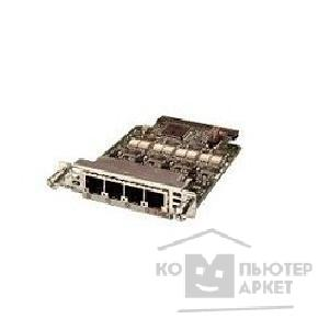 Модуль Cisco VIC2-4FXO= [Four-port Voice Interface Card - FXO Universal ]