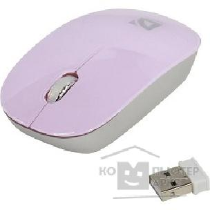 Мышь Defender Laguna MS-245 Pink USB [52248]