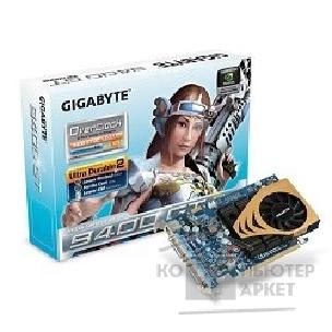 Видеокарта Gigabyte GV-N94TOC-1GH, RTL GF9400GT, 1024MB DDR, TV-out, Dual DVI  PCI-E
