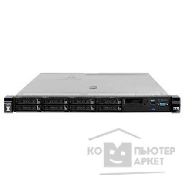 Lenovo Сервер  TopSeller x3550M5 E5-2620v4 2.1GHz 8C, 16GB 1x16GB 2400MHz LP RDIMM, no HDD up to 8x2.5 , M5210/ 2GB Flash RAID 0-50 , no Optical, BMC5719 QP 1GbE, IMM2.1, no LCD, PS 1 x 750W up