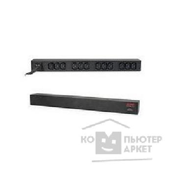 Аксессуары APC by Schneider Electric APC AP9565 Rack PDU Basic, 1U, 16A, 208/ 230V, 12 C13