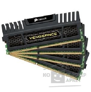 Модуль памяти Corsair  DDR3 DIMM 32GB PC3-12800 1600MHz Kit 4 x 8GB  [CMZ32GX3M4A1600C9]