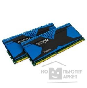 Модуль памяти Kingston DDR3 DIMM 8GB PC3-19200 2400MHz Kit 2 x 4GB  KHX24C11T2K2/ 8X HyperX CL11 XMP Predator Series