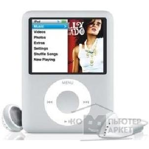 APPLE гаджет MP3 Apple Ipod MA978ZI/ A iPod nano 4GB MP3-плеер silver