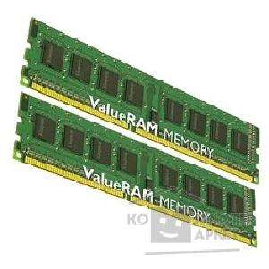 Модуль памяти Kingston DDR3 DIMM 16GB PC3-10600 1333MHz Kit 2 x 8GB KVR13N9K2/ 16
