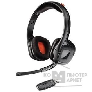 Гарнитура Plantronics GameCom 818 черный мониторы Radio