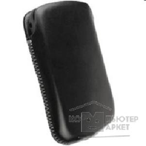 Чехол Krusell Donso mobile Leather pouch L Black [KS-95512]