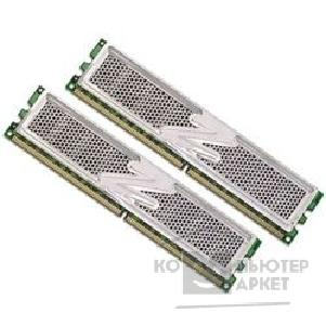 Модуль памяти Ocz DDR-II 4GB PC2-8500 1066MHz Kit 2 x 2GB [2Р10664GK] Platinum Series