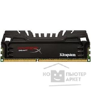 Модуль памяти Kingston DDR-III 16GB PC3-15000 1866MHz Kit 2 x 8GB  [KHX18C10T3K2/ 16X] HyperX CL10 XMP Beast Series