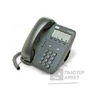 VoIP-телефон Cisco CP-7902G-CH1= 7902G IP PHONE WITH ONE STATION USER LICENSE