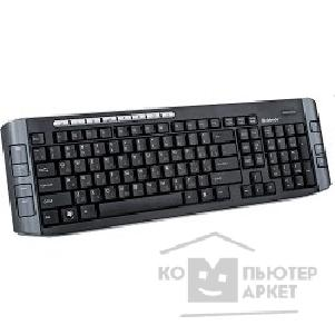 Клавиатура Defender Maverick КМ 9510 G серый , USB