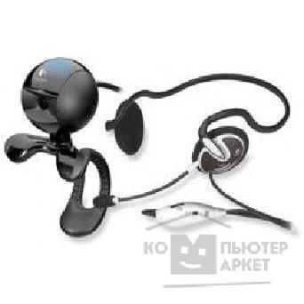 Цифровая камера Logitech 961423  QuickCam Communicate STX for MSN RTL