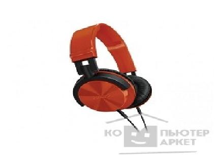 Наушники Philips SHL3000RD/ 00, Red/ Orange