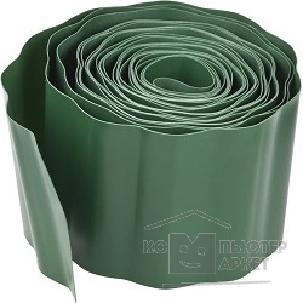 Лента бордюрная Grinda, цвет зеленый, 10см х 9 м [422245-10]/Grinda 422245-10 422245-10