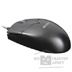 Мышь Sven Optical Mouse CS-302 Black RTL USB 3btn+Roll