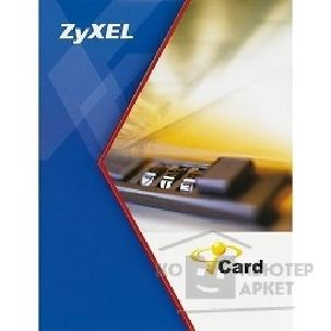Сетевое оборудование ZyXEL E-iCard Commtouch CF ZyWALL USG 50 2 years