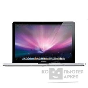 "Ноутбук Apple MacBook Pro MC374RS/ A 13.3"" Core 2 Duo 2.4GHz/ 4GB/ 250GB/ GeForce 320M/ SD"
