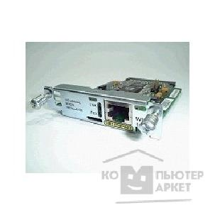 Модуль Cisco WIC-1ENET= [Single-Port Ethernet WAN Interface Card]