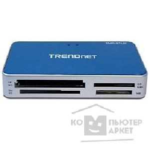 Устройство считывания TRENDnet TMR-61U2 USB 2.0 All-in-1 Memory Card Reader/ Writer