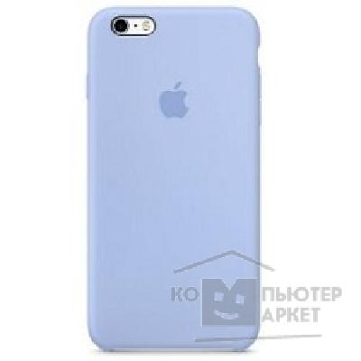 Аксессуар Apple MM6A2ZM/ A  iPhone 6 Plus/ 6s Plus Silicone Case - Lilac