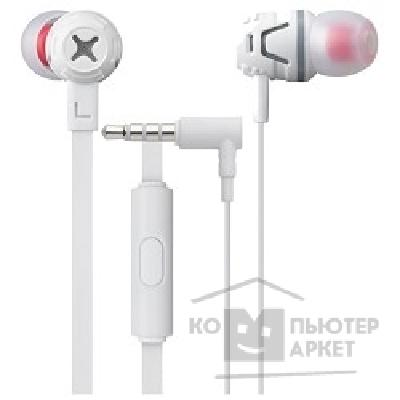 Cresyn Наушники вкладыши Phiaton model C450S mic White CPU-ES0450WH02