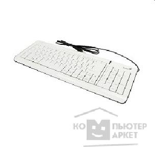 Клавиатура Genius Keyboard  LuxeMate 325B White USB Multimedia