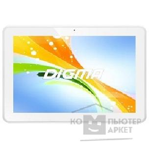 "Digma Планшет  Plane 10.1 3G TS1012E Z2580 2C CT+/ 1Gb/ 16Gb/ 10.1"" IPS 1280*800/ 3G/ BT/ silver/ white/ And4[782662]"