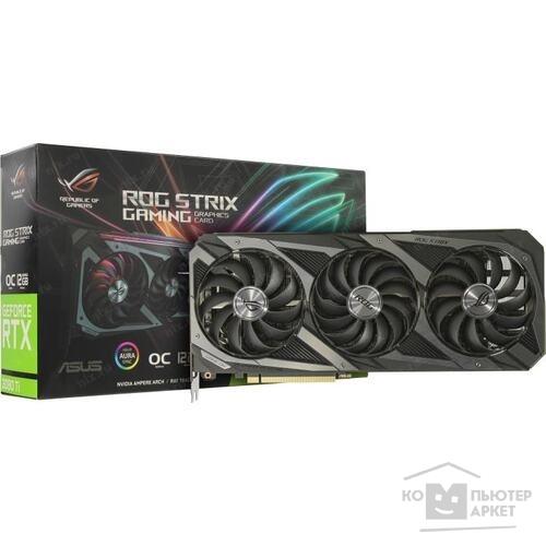 Видеокарта Asus PCI-E nVidia GeForce RTX3080TI 12Gb (384bit/GDDR6X/1440/19000) (ROG-STRIX-RTX3080TI-O12GGAMING) RTL/ASUS ROG-STRIX-RTX3080TI-O12GGAMING ROG-STRIX-RTX3080TI-O12GGAMING