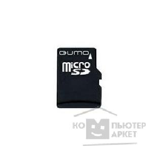Карта памяти  Qumo Micro SecureDigital 4Gb  QM4GMICSDH-Y&Y HC4