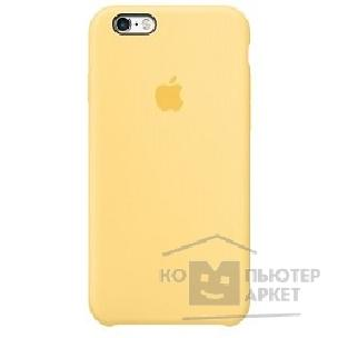 Аксессуар Apple MM662ZM/ A  iPhone 6/ 6s Silicone Case - Yellow