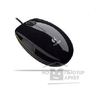 Мышь Logitech 910-000863  Mouse LS1 Laser, USB Grape-acid RTL