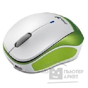 Мышь Genius Micro Traveler 9000R White-Green USB