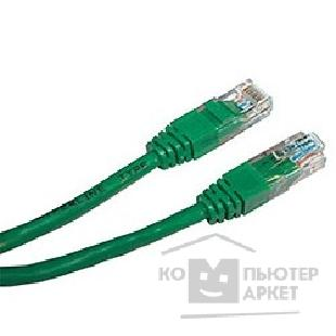 Патч-корд Hyperline PC-LPM-UTP-RJ45-RJ45-C5e-0.15M-GN Патч-корд UTP, Cat.5е, 0.15 м, зеленый