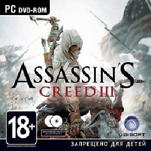 Игры Assassin's Creed 3 [PC, Jewel, русская версия]