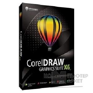 Программное обеспечение Dr. Web CDGSX6RUSBE CorelDRAW Graphics Suite X6 - Small Business Edition Rus