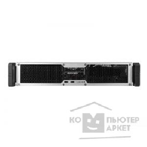 Корпус Chenbro RM24100-L, BK CC1012,LOW PROFILE REAR WINDOW,W/ FAN+PS2 PSU BKT RM24100H01*13053  Замена для RM22300