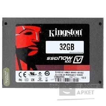 накопитель Kingston SSD Disk 32GB SV100S2D/ 32G Desktop bundle