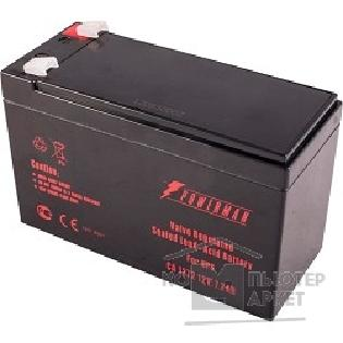 батареи Powerman Battery 12V/ 7,2AH [CA1272]