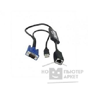 Dell Переходник  USB Server Interface SIP incl 1 M/ 3.6 M cables 470-10637