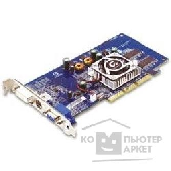 Видеокарта Gigabyte GV-N55256DE, OEM FX 5500, 256Mb DDR, DVI, TV-OUT  AGP