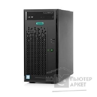 Hp Сервер  ProLiant ML10 Gen9 E3-1225v5, 8Gb-U, Intel RST SATA RAID RAID 1+0/ 5/ 5+0 1x1TB SATA N LFF 4/ 6 LFF 3.5'' N 1x300W N NonRPS,1x1Gb/ s,noDVD,Intel AMT 11.0,Tower 837829-421
