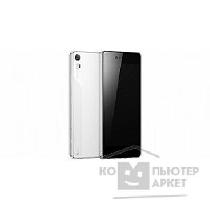 Смартфон Lenovo Vibe Shot MSM8939 1.7Ghz / 5'' IPS/ 1920x1080/ 3Gb/ 32Gb/ DualSIM/ 4G/ SD/ WiFi/ BT/ 16MP/ And5.1/ White [PA1K0071RU]