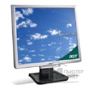 "������� Acer LCD  17"" AL1716As, Silver"