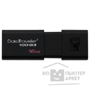 Носитель информации Kingston USB Drive 16Gb DT100G3/ 16Gb